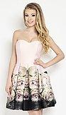 Šaty Sunsotrosa, ružové