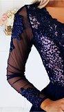 Šaty Coralina, modré