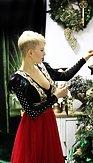 Tylová sukňa Amada